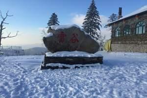 长春出发到中国雪乡+中国大雪谷2日游 无购物无自费-东北旅游