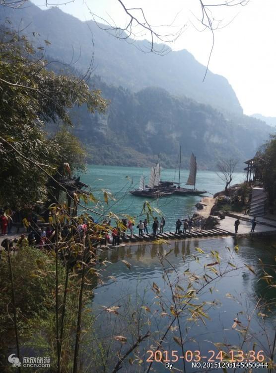 武汉去宜昌旅游两天 船游两坝一峡+三峡大坝+三峡人家动车二天