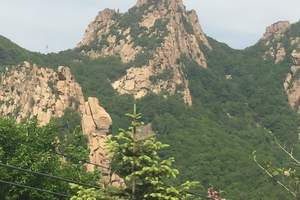 天津到秦皇岛旅游、祖山、南北戴河海滨国际滑沙中心汽车三日游
