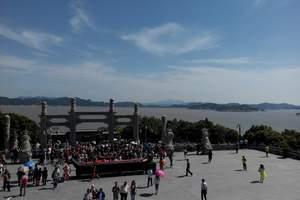 深圳出发到海天佛国普陀山、普济寺、南海观音四天双动圆梦之旅