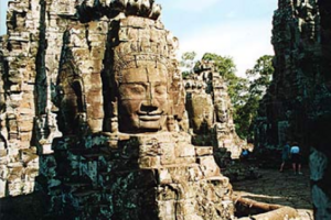 青岛直飞柬埔寨金边6日游推荐-大小吴哥,洞里萨湖,塔仔山观光