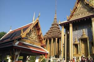 10月12、26日|泰国|【欧标泰】泰国曼芭轻奢六日游
