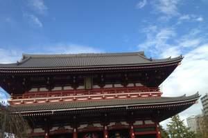 日本本州双古都北陆半自助6晚7日游(东京一天自由)