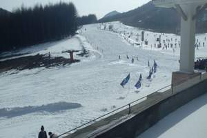 广州到宜昌世界自然文化遗产神农架滑雪双飞四日游