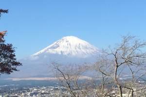 北京到日本东京富士山、奈良神鹿公园、京都金阁寺、大阪城6日游