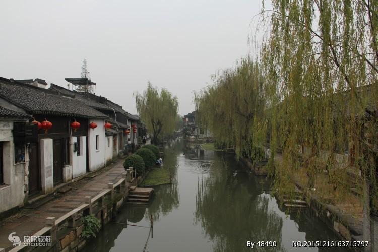 苏杭大巴跟团游|苏州、杭州、乌镇、水乡西塘白班出发4日大巴