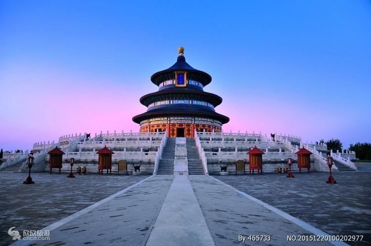 北京舒心游-故宫-天安门-长城-颐和园-畅游北京3晚4天