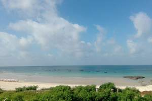 北海百年老街、银滩、涠洲岛休闲海岛四日游 赠送沙画表演