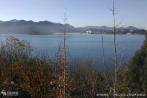 平谷金海湖、天云山玻璃栈道两日游|平谷桃花节团队旅游|二日游