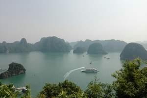 越南旅游线路-下龙河内海防汽车四日游(越三+天堂岛)-越南游