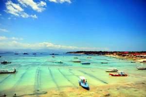【尊贵巴厘】巴厘岛5晚7天,5晚豪华海边国际五星酒店,三岛游