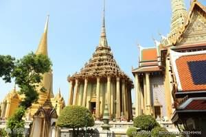 暑假旅游厦门泉州直飞到泰无忧泰国曼谷芭提雅曼谷高品双飞七日游