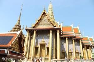 泰享泰国5晚6日游|曼谷+芭堤雅,尽享特色大餐