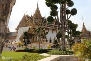 郑州泰国曼妙经典5晚7天升级一晚国际 郑州到泰国旅游多少钱