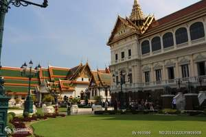 呼和浩特到泰国旅游~呼和浩特直飞泰国不中转不经停双飞八日游