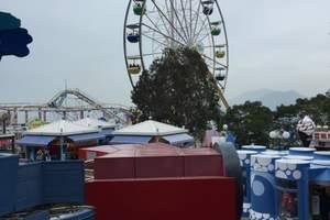 新疆出发港澳旅游--香港迪士尼澳门珠海海洋公园双飞7日游