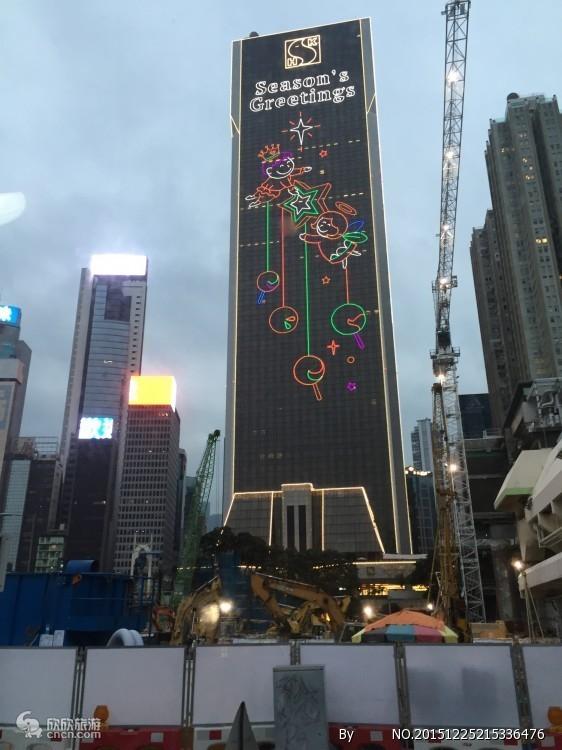 惠州到香港经典一天游