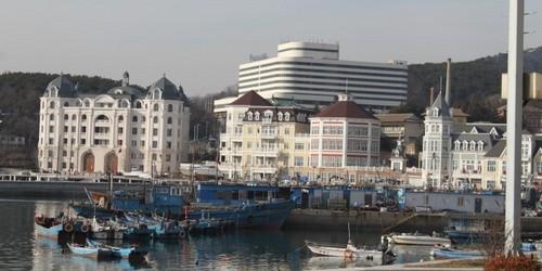 老虎滩渔人码头