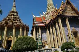 安心泰国/泰国 曼谷 芭提雅 沙美岛 6晚7天/全程无自费