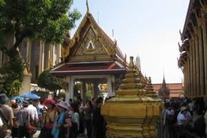 三亚到泰国曼谷直飞六日游  曼谷、芭提雅、巧克力小镇休闲之旅