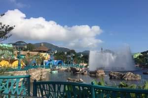 香港二日游线路报价,海洋公园亲子游,太平山顶观景、维港夜游