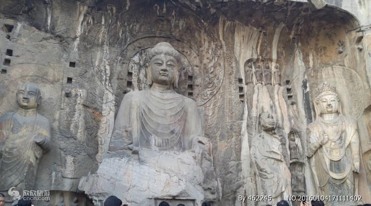 郑州出发到登封嵩山少林寺、洛阳龙门石窟汽车往返一日游