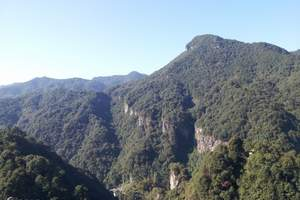 福州到永泰云顶、冰川峡谷、天池草场1日游|福州周边一日游W