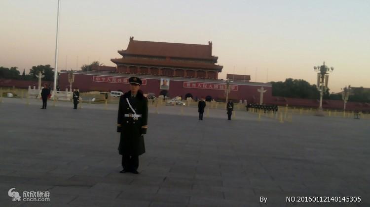 【紅色北京】 北京+天津雙飛精華六天游