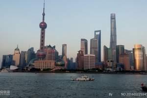 烟花三月下江南:上海、南京、无锡、苏州、杭州加鼋头渚双飞六日