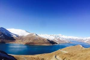 淄博到西藏拉萨、纳木错、日喀则、林芝单卧双飞11日游