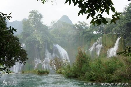 【遇见广西】探长寿巴马 赏峡谷瀑布 戏北海银滩6日观光之旅