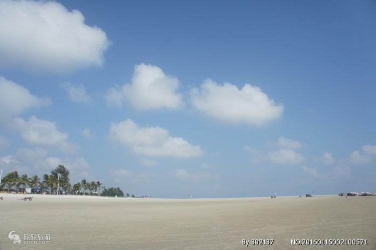 广州-北海银滩、红树林、大江埠品质三日游(零自费)