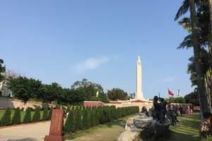 红色之旅—安庆烈士陵园、邓稼先故居、独秀园1日游