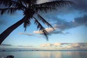广州直飞美国塞班岛敞篷跑车自驾越野摩托车浮潜六天蜜月海景旅游