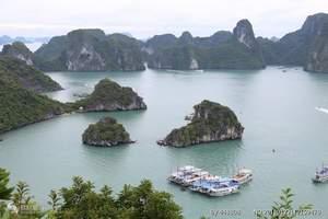 北京到越南旅游费用、河内、下龙湾、芽庄、胡志明5晚6日游