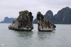 越南旅游、深圳报团去越南、芒街、下龙湾、河内高铁5日纯玩游