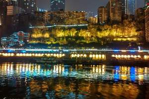 重庆两江夜景游