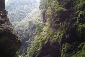 石家庄到重庆武隆、仙女山森林公园双飞五日游