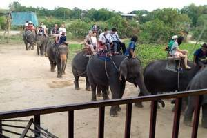 东莞去泰国曼谷+芭堤雅五天四晚游/去泰国玩多少钱?