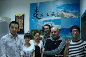 外國人到西藏旅游包團-拉薩 日喀則 珠峰8日游