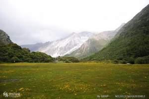 成都去稻城亚丁 新都桥塔公 色达佛学院天葬台8天 藏羌之行新