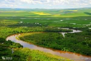 北京到呼伦贝尔 阿尔山国家森林公园 呼伦湖 诺干湖 双飞5日