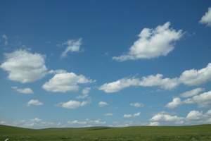 呼伦贝尔大草原、俄罗斯民族乡+满洲里口岸3天2晚自由行