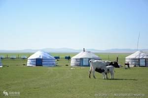 呼和浩特到阿尔山洗温泉 玩呼伦贝尔大草原 满洲里口岸五日游