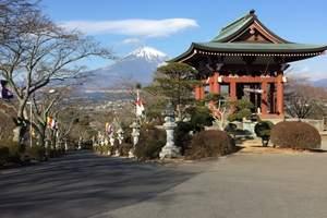 <日本>北京出发日本旅游 九州巡游 福冈 别府 北九州四日游