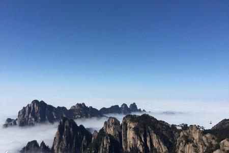 黄山、西海大峡谷、翡翠谷、宏村、西递、徽州古城纯玩精华六日游