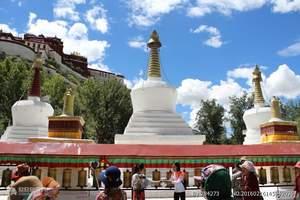 浓情西藏全景含珠峰11日游 西藏包车旅游 拉萨林芝山南日喀则
