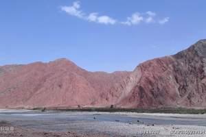 喀什民俗风情、吐尔尕特口岸红山谷、巴楚红海湾胡杨林三日游