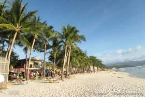 【悦时光】郑州直飞菲律宾长滩岛5晚6日游