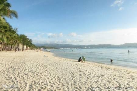 北京飞菲律宾卡里波-长滩岛4晚6天自由行-海岛蜜月游